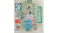 50 Adet  3 Katlı Cerrahi Yeşil Renk Yumuşak Lastikli Yeni Nesil Maske
