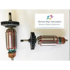 Bosch Tipi Gbh 2-28 Dwe Endüvi ( Rotor - Kollektör )