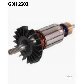 Bosch Tipi Gbh 2600 Endüvi ( Rotor - Kollektör )