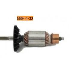 Bosch Tipi Gbh 4-32 Endüvi ( Rotor - Kollektör )