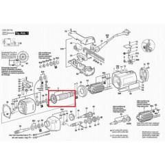 Bosch Tipi Grw 11 Endüvi ( Rotor - Kollektör )