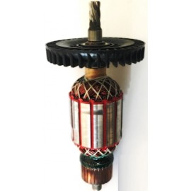 Rubi Kısa Endüvi ( Rotor - Kollektör )