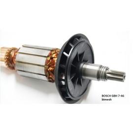 Bosch Tipi Gbh 7-46 Endüvi ( Rotor - Kollektör )