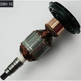 Bosch Tipi Tipi Gbh 10 Re Endüvi ( Rotor - Kollektör )