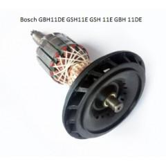 Bosch Tipi Gbh11 De 28 Dilim Wenkel Endüvi ( Rotor - Kollektör )