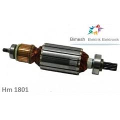 Makita Tipi Hm1801 Endüvi ( Rotor - Kollektör )