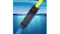 IPS68 Su Geçirmez 2Pin Kablo Konnektörü Dişi Fiş ve Erkek Soket