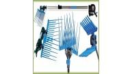 Campognola Alice Tipi Zeytin Çırpma Makinası Mavi Konik Çubuk