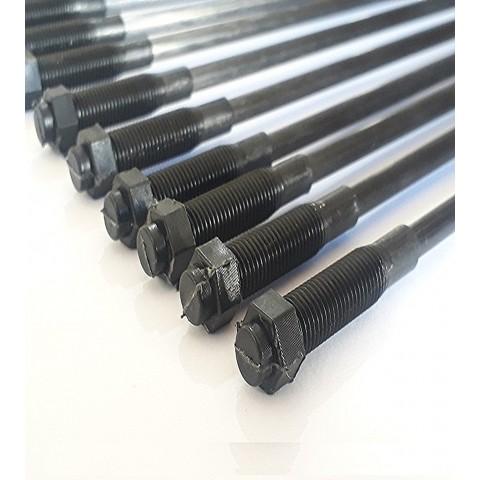 Minelli Zeytin Hasat Makinaları Plastik Pasolu Karbon Fiber Çubuk