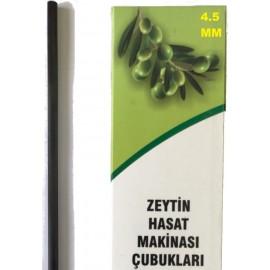 Zanon Yarasa Hasat Makinası 4,5mm Karbon Fiber Çubuk
