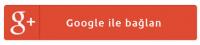 Google İle Devam ET